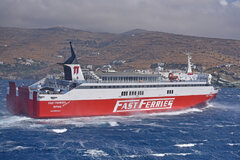 FastFerries Andros