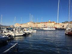 St Tropez port