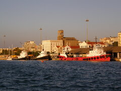 patras tugs 121019 || taxiarchis - hermes I - hermes - proteas