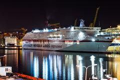 Cruise Olympia & Cruise Bonaria