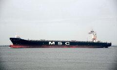 MSC Lorena_12-11-16_Rotterdam