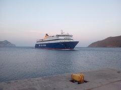 Blue Star Naxos@ Aegiali