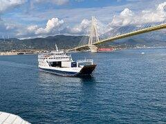 Nikolaos A @ Rio Straits