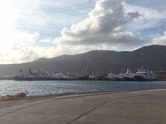 Kissamos port winter lay up 4-3-2020