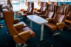 Saint John Paul II _ Club Passenger Seats
