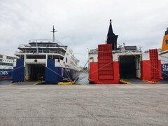 Dock 3 pireas port