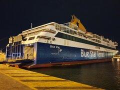 Blue star Delos