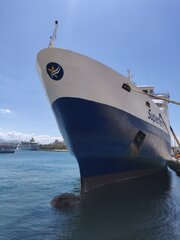 superferry II @piraeus