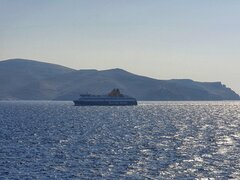 Blue star Chios