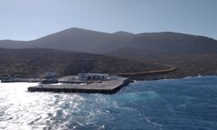 Port of Ag.Andreas(Astypalaia)