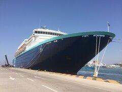 Horizon at Piraeus Port