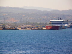 patras new port works port 160820 a