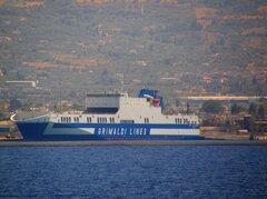 eurocargo alexandria @ patra new port 160820