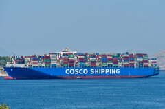 COSCO France_18-08-20_Piraeus