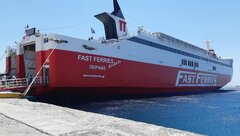 Fast ferries andros tinos