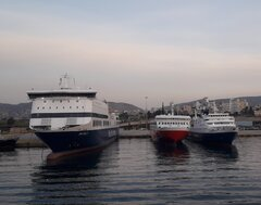 Blue Star 2 Fast Ferries Andros Superferry 2.