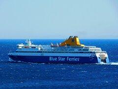 Blue Star Chios - Tinos