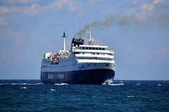 Superferry II@Rafina 21/8/2020 1