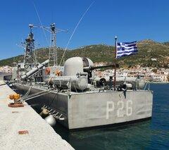 ΤΠΚ Ντεγιάννης @ Samos