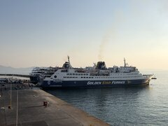 Superferry II - Rafina - 01/08/20