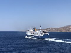 Superferry II - Tinos - 01/08/20