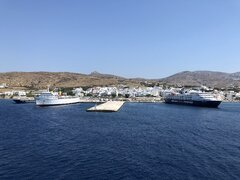 Tinos Port - 01/08/20