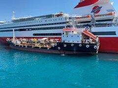 Aegean VIII to Superfast xi