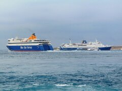 Blue Star Naxos_Express Panormitis_Superferry II