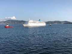 MARELLA DREAM arriving at Elefsis