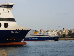 Pireas main port