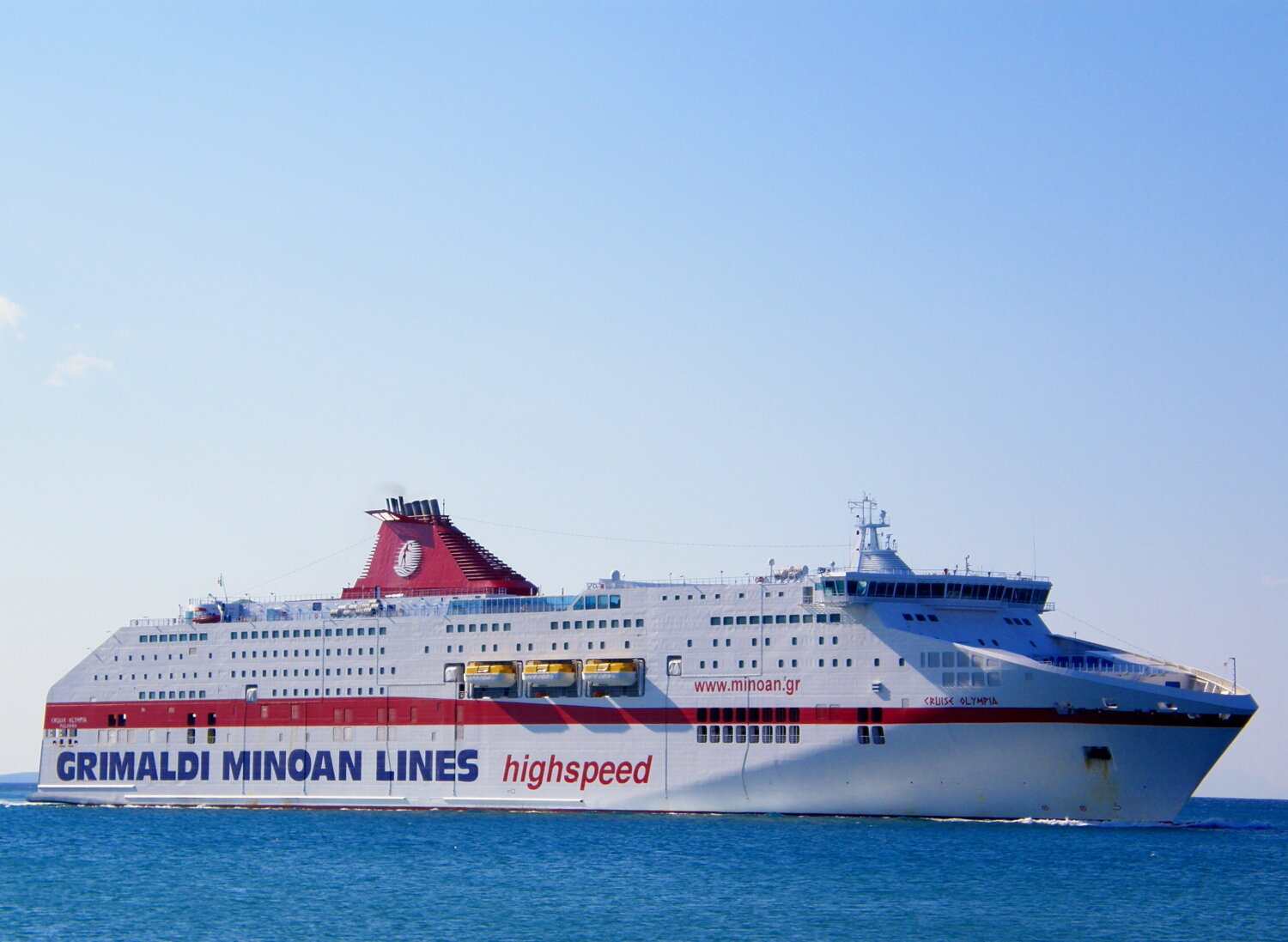 cruise olympia arrival at patra 061120 c