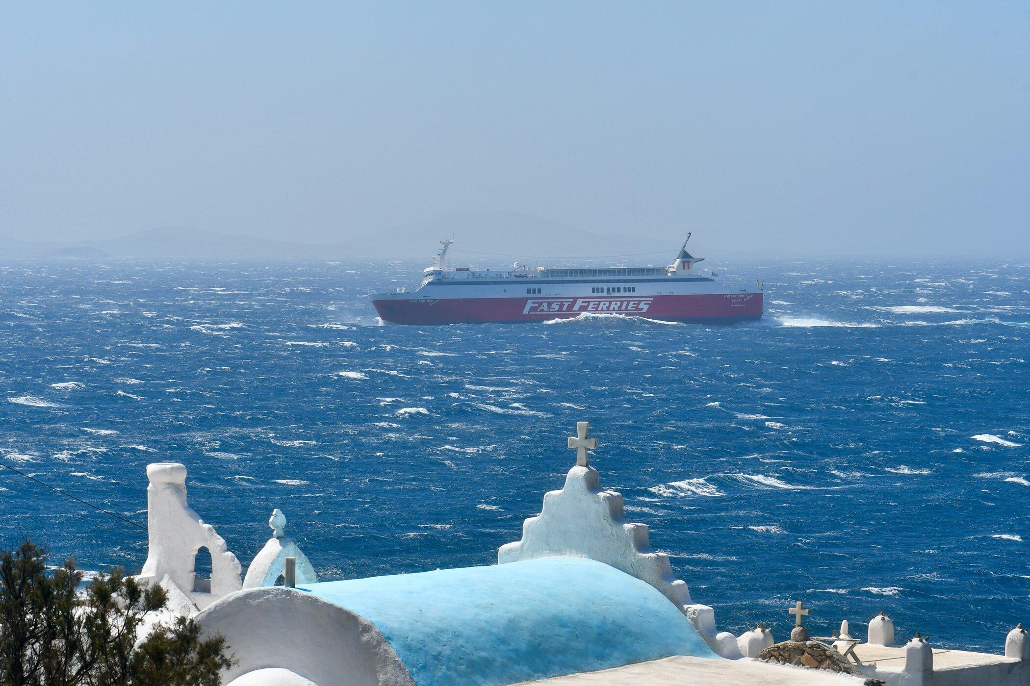 Fast Ferries Andros_09-09-20_Mykonos