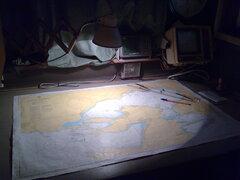 Vassilios XIV - Chart Room