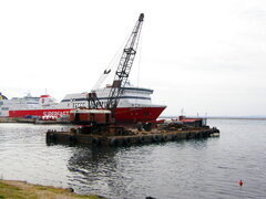 port of patra works dredger 031120