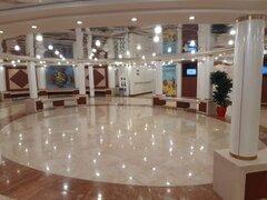 Kydon palace-reception area
