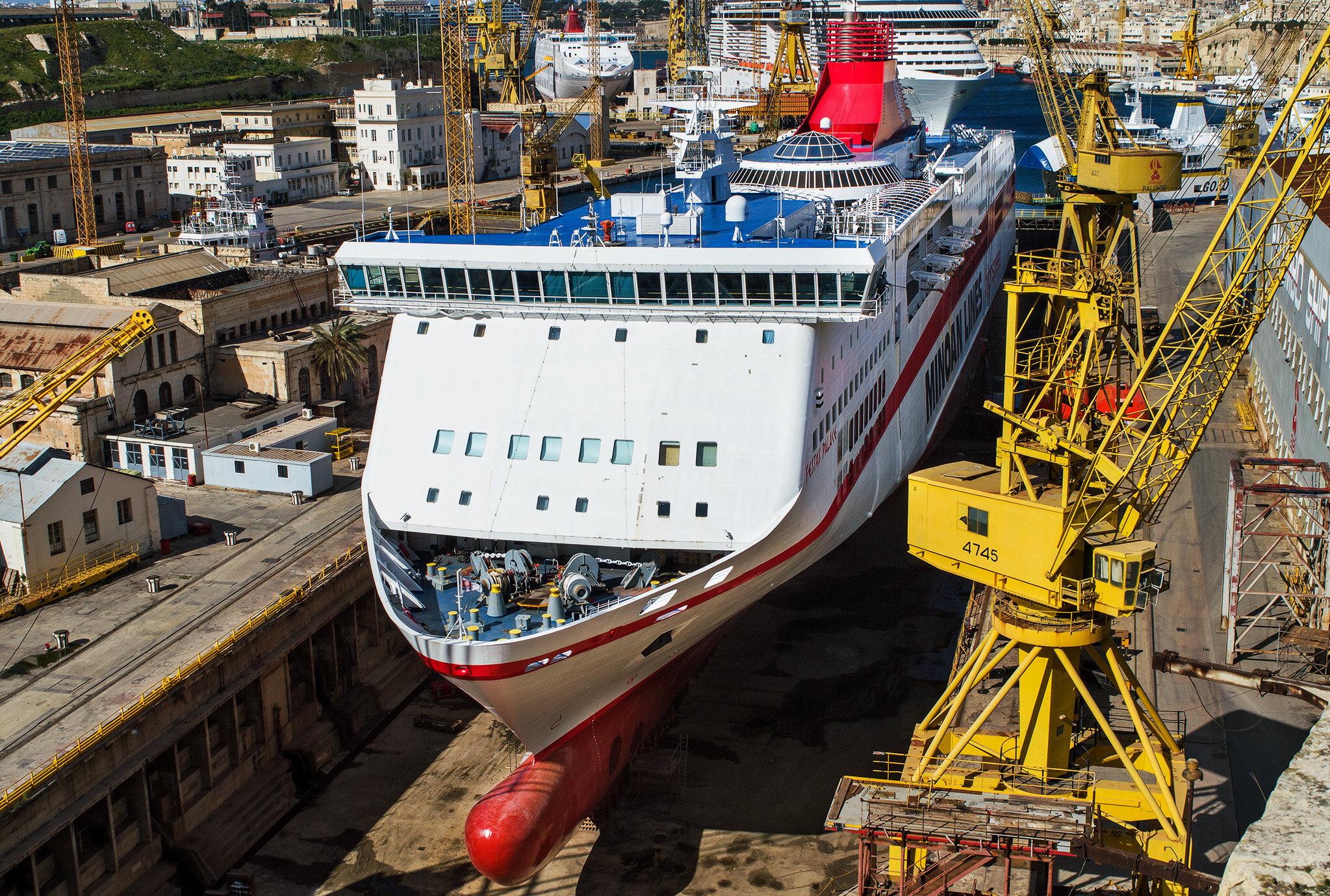 Festos Palace & Cruise Olympia