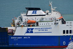 Euroferry Malta_funnel