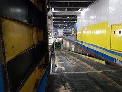 Cruise Europa garage