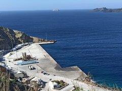 Athinios port 09/02/2021