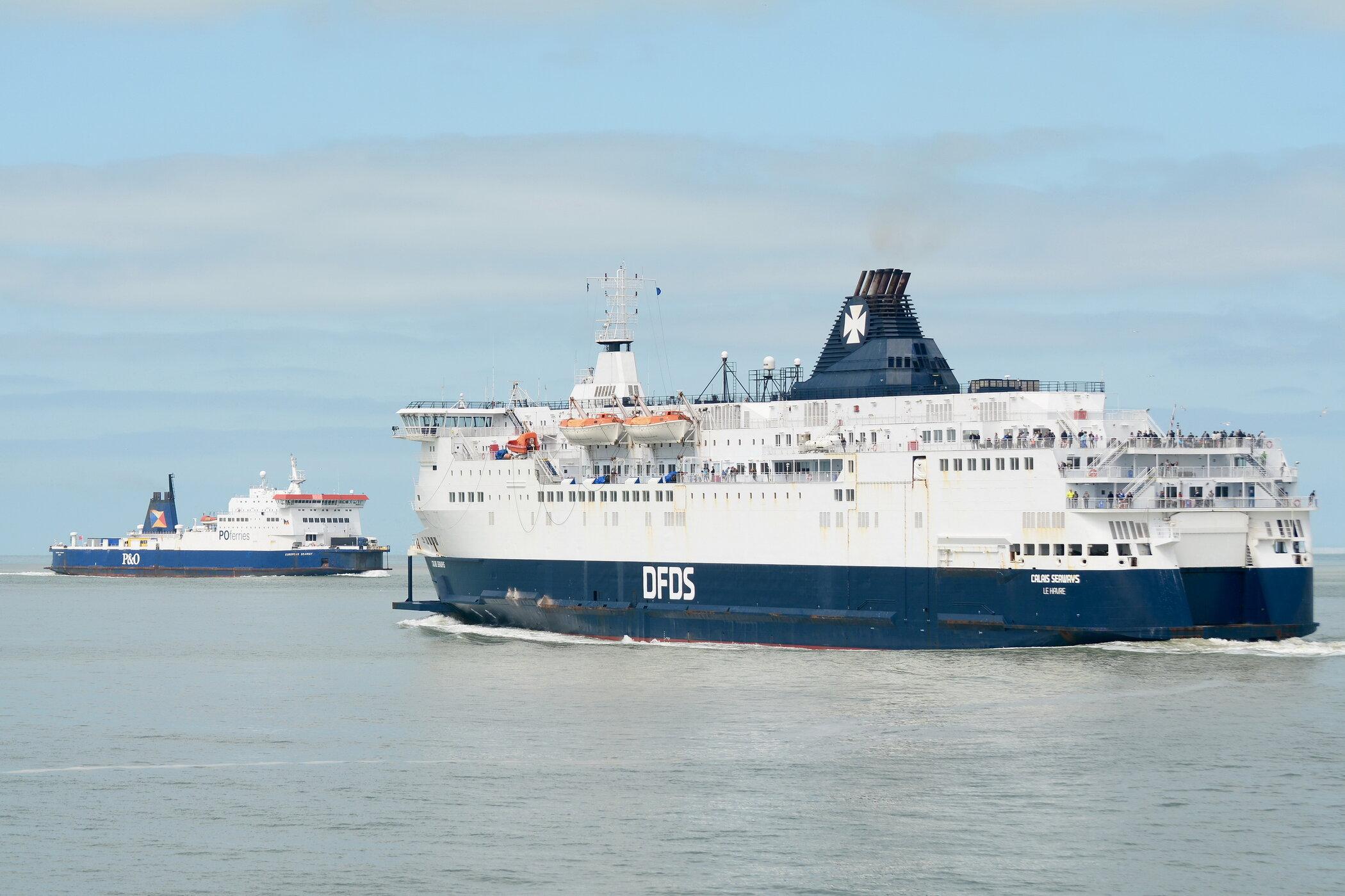 European Seaway_Calais Seaways_19-05-18_Calais
