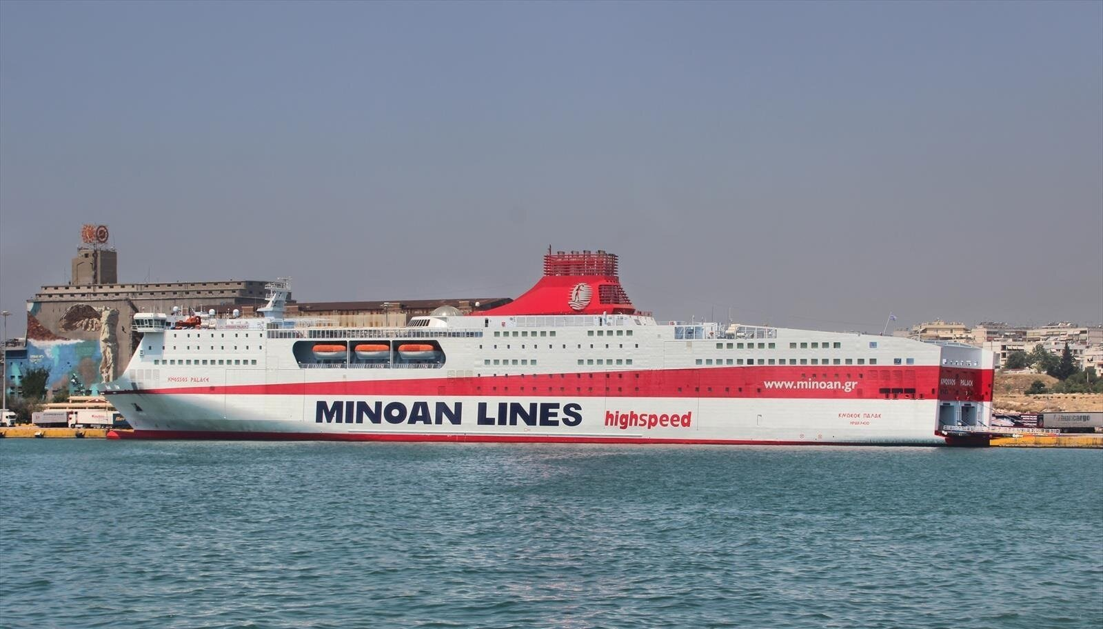 Cruise Bonaria