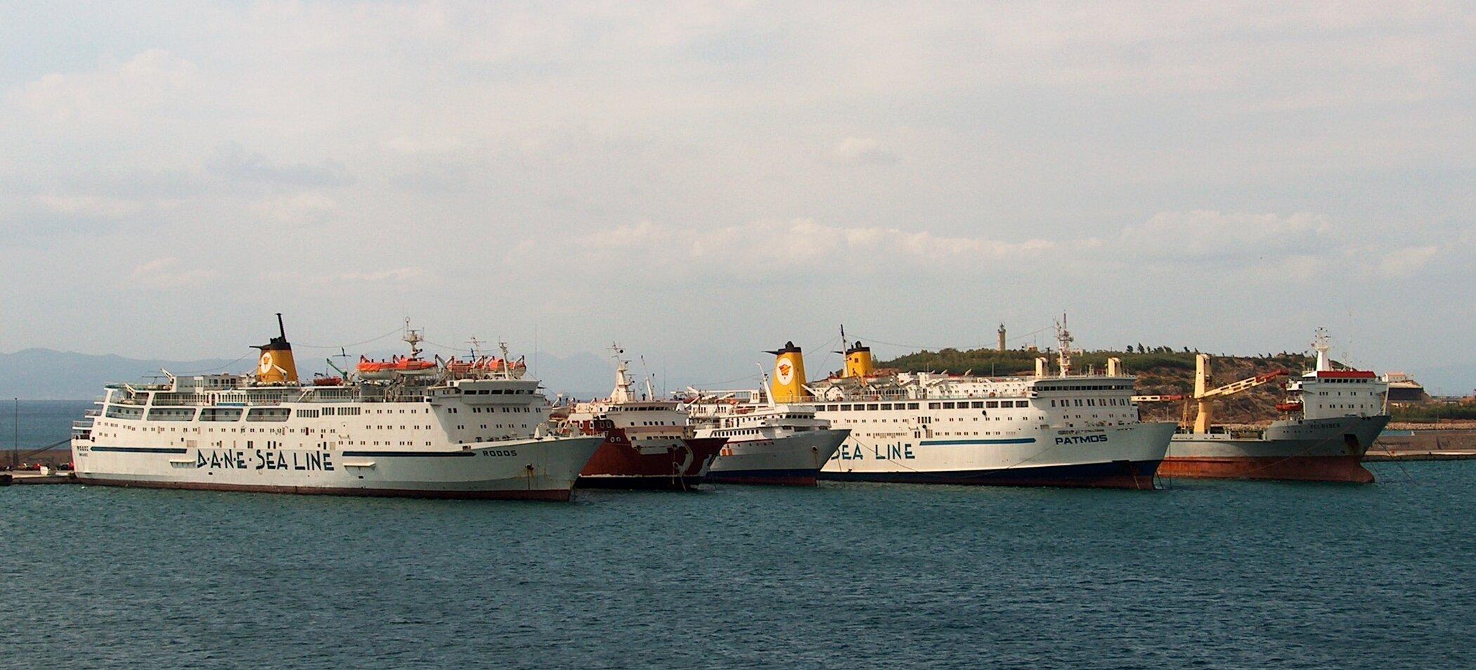 Rodos & Patmos @ ΝΜΔ, Sept 2004