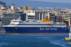 Blue Star Paros