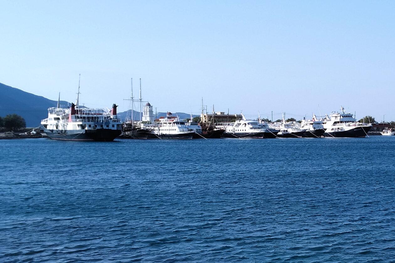 Κavonisi (Kisssamos Port)