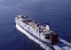 Polaris, at sea, 1993