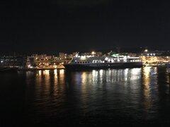 Blue Star 1 in Irish Ferries livery @Piraeus 30032021