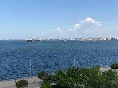 Pelagitis approaching Thessaloniki 280521