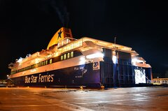Blue Star Delos_23-05-21_Piraeus