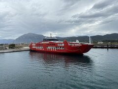 Protoporos XIV moored @ Antirrion 15052021.jpg