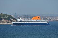 Blue Star Myconos_07-06-21_Piraeus